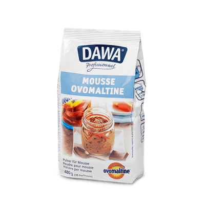 Mousse Ovomaltine Dawa