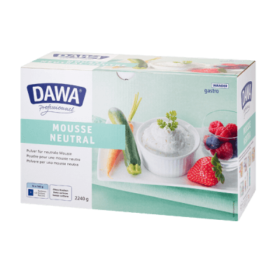 Dawa Mousse Neutral